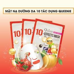 Mặt nạ dưỡng da 10 tác dụng - Mỹ phẩm Hàn Quốc Queenie